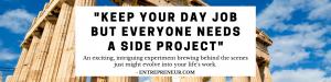 Sivuprojektilla tuloja netistä
